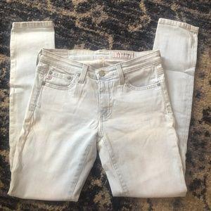 Ag Adriano Goldschmied Skinny Stretch Jeans 26R